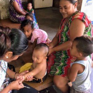 Baby TST screening